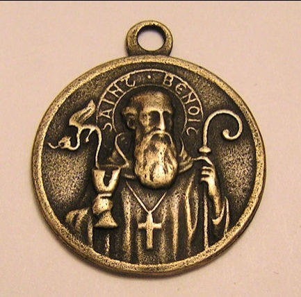 Saint Benedict Medallion