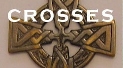 Catholic crosses and religious crosses in bronze and sterling silver wholesale
